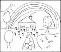 infancy  adolescence drawing  memories joshua