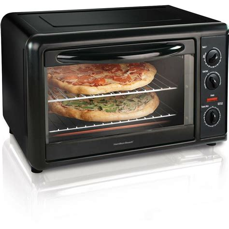 How To Use A Convection Toaster Oven by Hamilton Countertop Toaster Oven With Convection