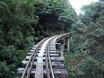 921地震中斷 阿里山鐵路眠月線全線搶通 | 大紀元