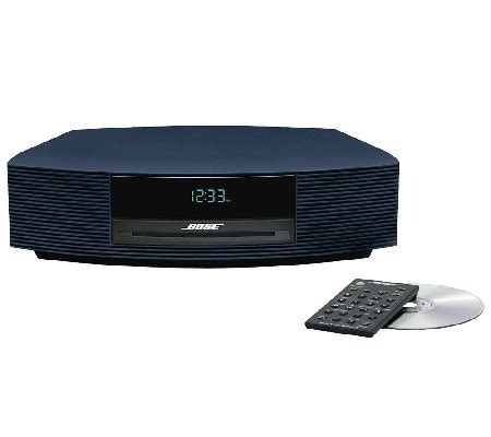 bose wave zubehör bose wave system iii special edition midnight blue qvc