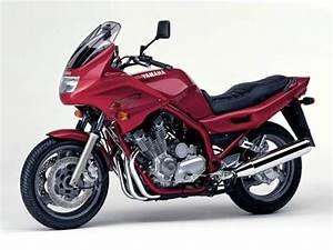 Yamaha Xj600s Diversion 1992-1998 Bike Service Repair Manual