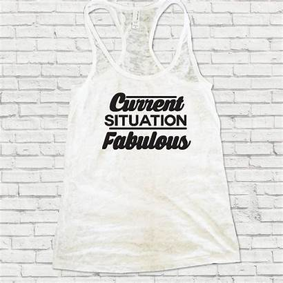 Tank Workout Fitness Situation Fabulous Current