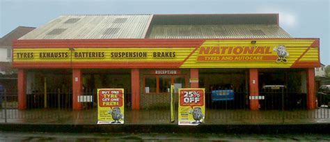 National Tyres And Autocare Totton