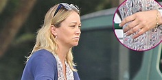 Christine Taylor Ditches Wedding Ring Months After Split ...