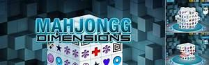 Mahjongg Dimens... Free Online Games