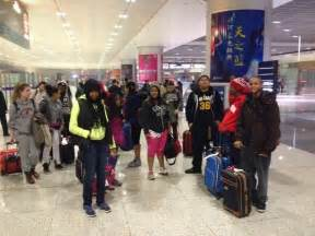 16 Highland Community School students land in China for ...