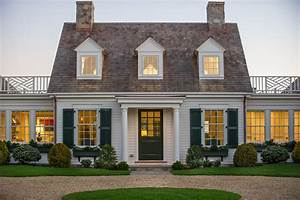Exterior Colors For French Home Design #2515 House