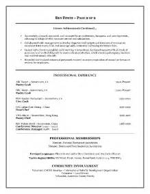canada resume format 2015 resume format canadian resume format exle