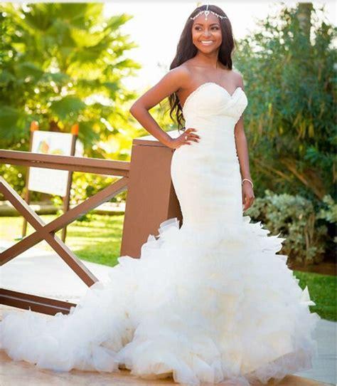 Achetez en Gros Robes de mariée pour les femmes noires en
