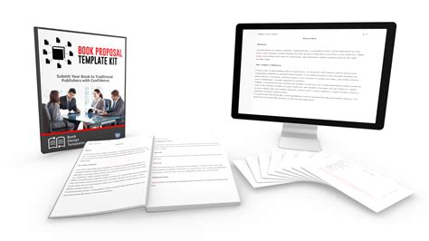 Manuscript Template by Book And Manuscript Template Author Toolkits