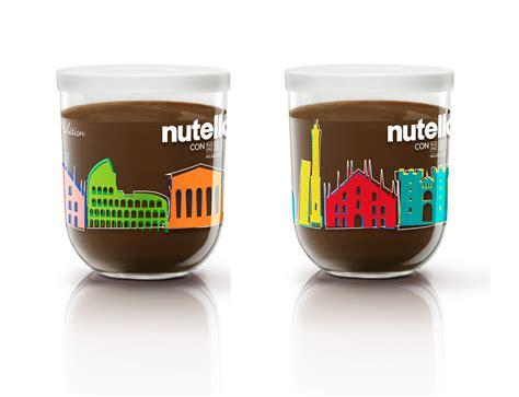Nutella Bicchieri by Nutella Con Expo 2015 Per Un Edizione Speciale Mixer Planet
