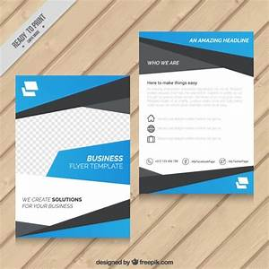 flyer template vectors photos and psd files free download With templates for flyers and brochures free
