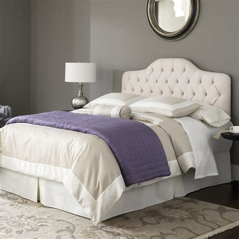 Upholstered Headboards by Fashion Bed Martinique Upholstered Headboard