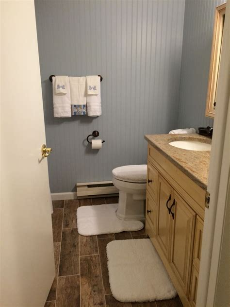 main bathroom makeover paint color  lowes called