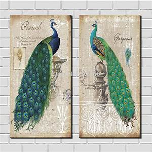 peacock wall art for splendid home decor With peacock wall art