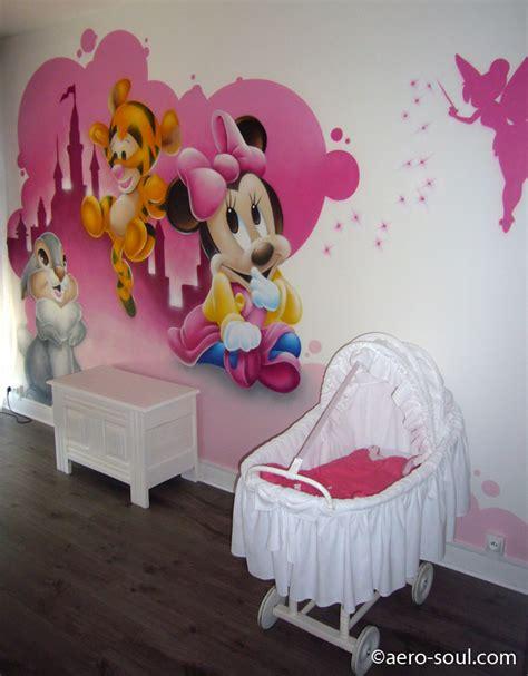 chambre bébé tendance decoration chambre fille minnie paihhi com
