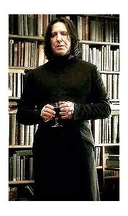severusnapers   Harry potter severus snape, Snape harry ...