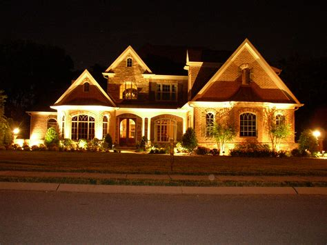 lighting outside house ideas decorative lights for home