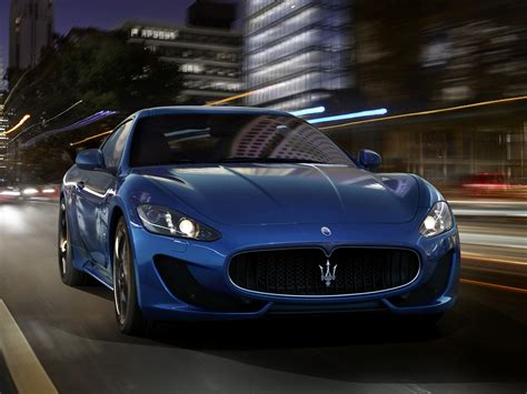 Maserati Granturismo Hd Wallpaper