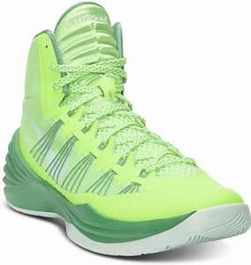 Nike Hyperdunk Basketball Sneakers in Green for Men FLASH