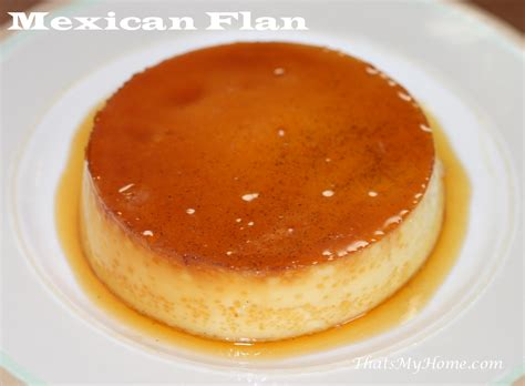 flan recipe the smoothest flan recipe dishmaps