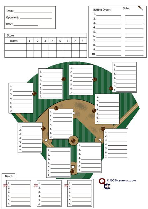 free softball lineup template softball defensive lineup card great idea softball cards and coaching