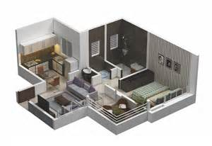 one bedroom house floor plans 25 one bedroom house apartment plans