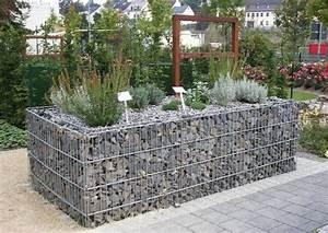 Gabionen L Form : bepflanzte gabionen ~ Sanjose-hotels-ca.com Haus und Dekorationen