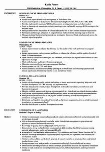nice clinical trials manager resume embellishment resume With clinical trial jobs