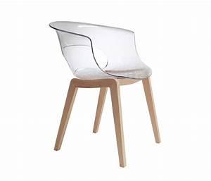Chaise Transparente Fly : natural miss b antishock chaises polyvalentes de scab design architonic ~ Teatrodelosmanantiales.com Idées de Décoration
