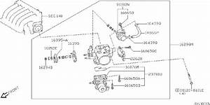 Nissan Maxima Fuel Injection Idle Air Control Valve Gasket