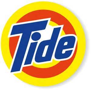 Tide Laundry Detergent Logo