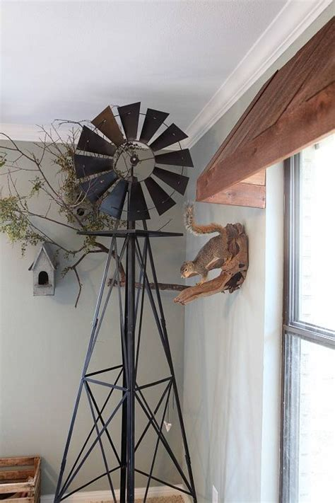 awesome   windmill outdoor awning   kids room taxidermy  kids