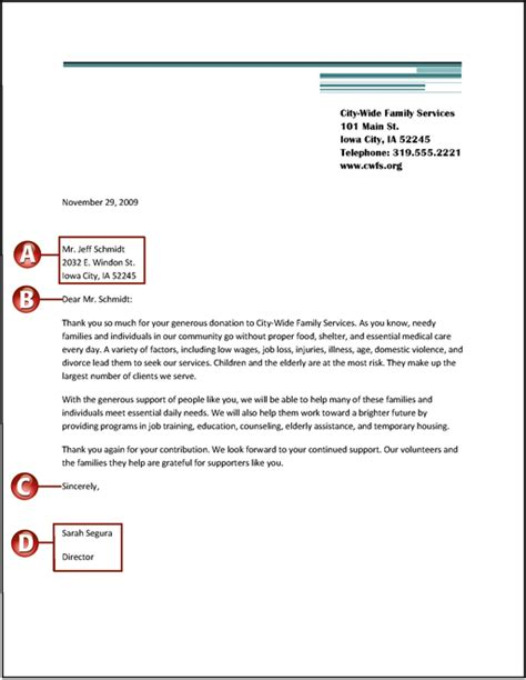 salutations   letter scrumps