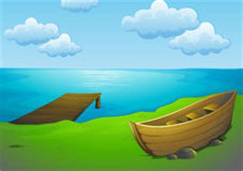 Boat On Lake Clipart by Lake Clipart 2 Clipartix