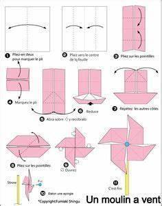 Pliage Serviette Moulin A Vent : origami moulin vent difficile origami origami origami easy et origami windmill ~ Melissatoandfro.com Idées de Décoration