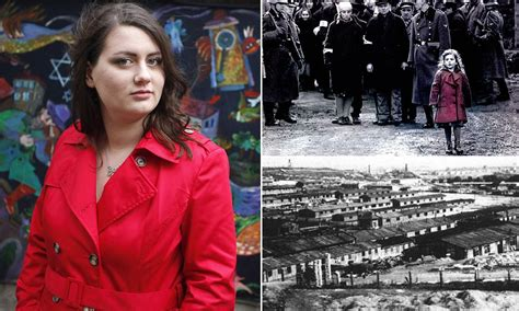 Schindler's List: Trauma of girl in the red coat who
