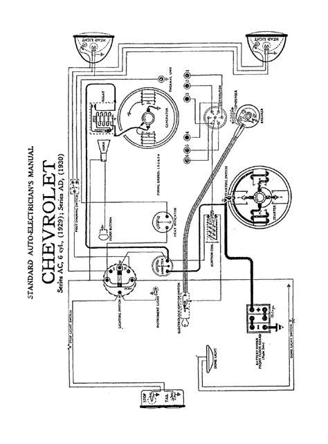 1926 1927 Model T Ford Wiring Diagram by Ford 2810 Wiring Diagram Wiring Diagram