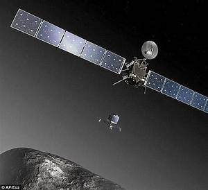 Rosetta's incredible images of comet from just 620 miles ...