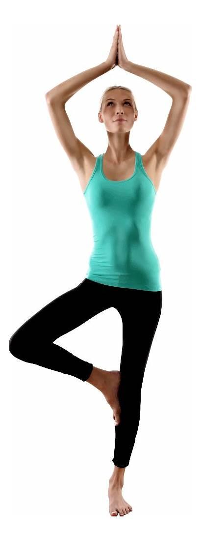 Yoga Pose Clipart Woman Vector Clip Onlinelabels