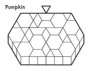 fall pattern block templates jessicas corner  cyberspace