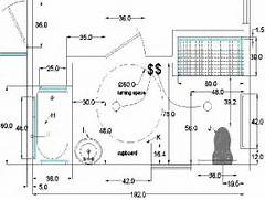 Ada Commercial Bathroom Requirements 2015 by ADA Restroom Floor Plans Submited Images
