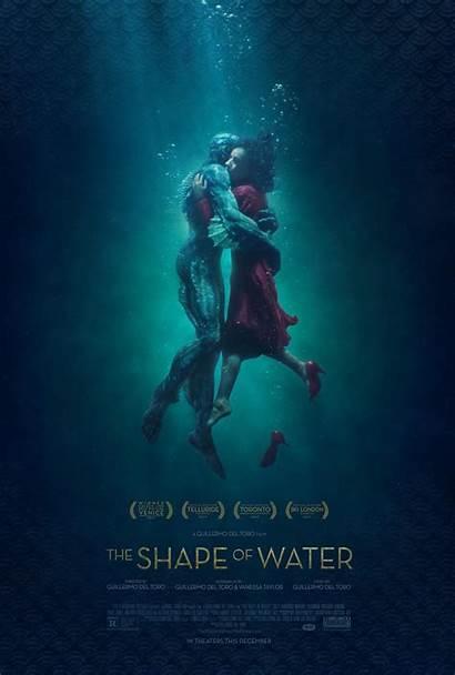 Poster Designs Water Shape Digital