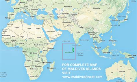 location  maldives  world map maldives