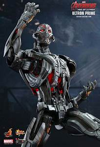 Hot Toys Ultron Prime Collectible from Avengers: Age of Ultron