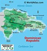 Dominican Republic Maps & Facts - World Atlas