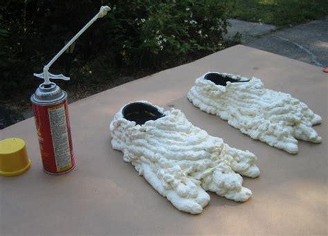 expanding foam ideas  pinterest car paint