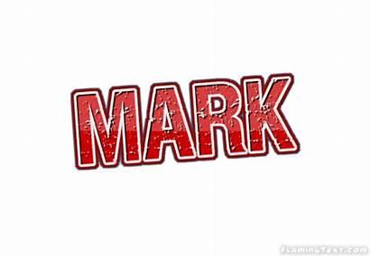 Mark Logos Text Font Tool Flaming