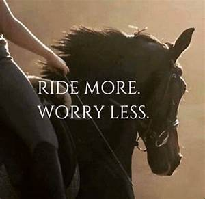 Country Life �... Needless Worry Quotes