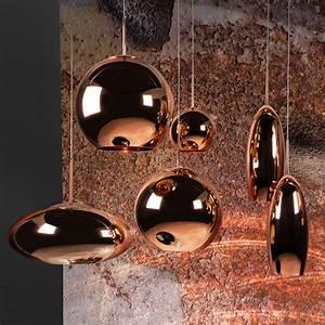 Pendelleuchte Kugel Kupfer : copper pendelleuchte von tom dixon connox ~ A.2002-acura-tl-radio.info Haus und Dekorationen
